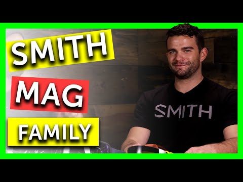 2020 Smith Mag Family Goggle Overview