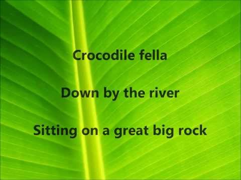 Colin Buchanan - Crocodile Song - W Lyrics