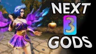 3 NEXT GODS & ABILITIES LEAKED! Discordia, Cerberus & Nidhogg in SMITE