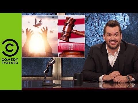 Jim's Deep Dive Into Religion | The Jim Jefferies Show