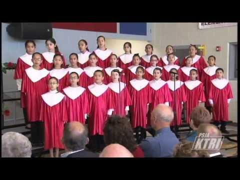 Alfred Sorensen Elementary School Dedication Ceremony - Pt. 2