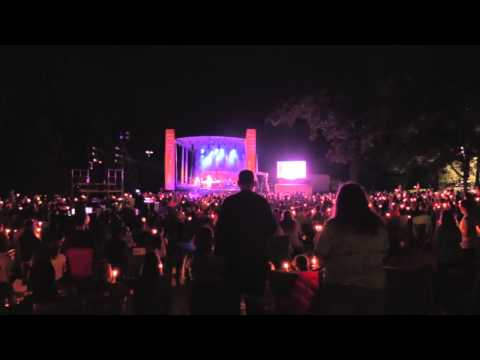 Adoration And Closing of The Abbey Faith & Music Fest With Matt Maher