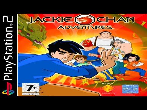 Jackie Chan Adventures 100% - Full Game Walkthrough / Longplay (PS2)