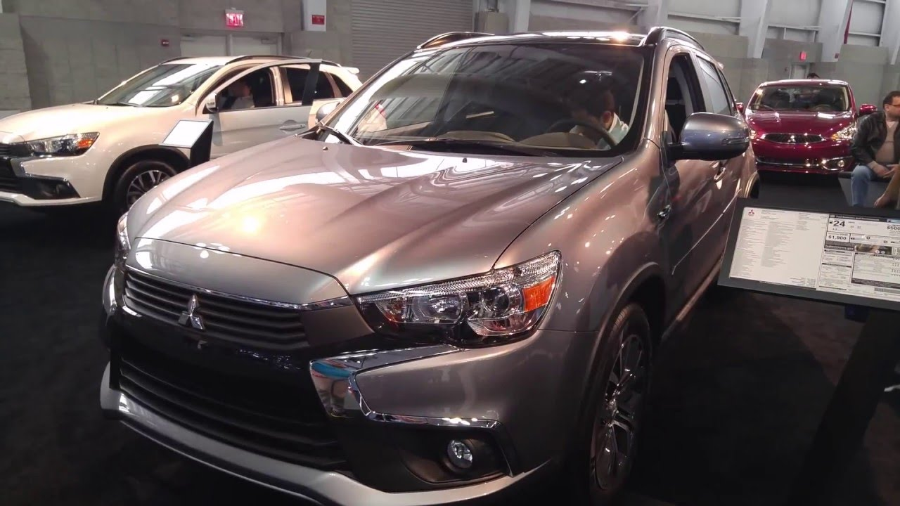 2016 mitsubishi outlander sport 2.4 gt awc - youtube