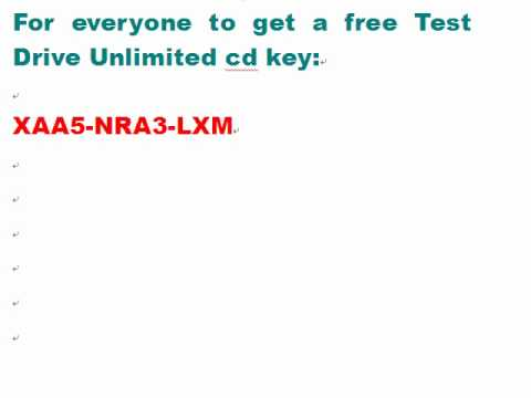Version drive test pc download full 2 unlimited free
