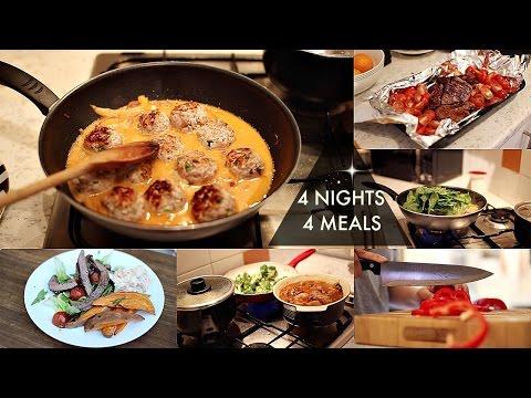 4 Meals 4 Nights | Hello Fresh | AD