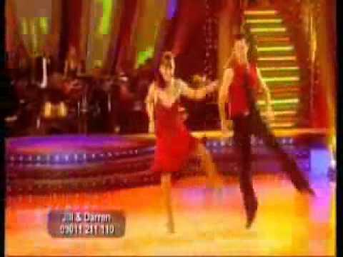 Jill and Darren ~ Jive