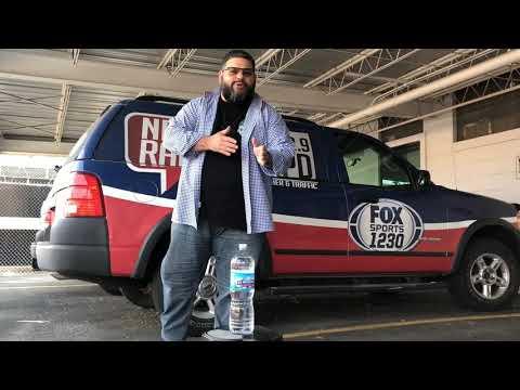 VIDEO: Scott Tries The Bottle Cap Challenge
