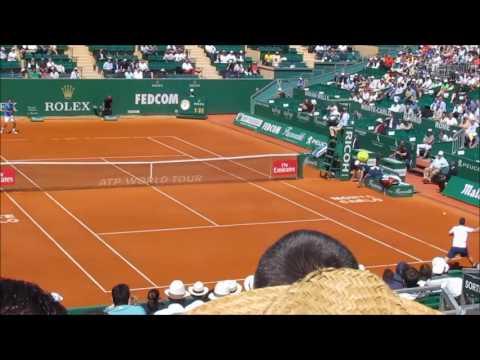 Murray vs Ramos Montecarlo 2017