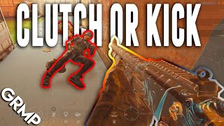 Clutch or Kick | Raiฑbow Six Siege
