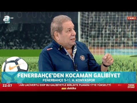Fenerbahçe 5 - 1 Konyaspor Erman Toroğlu Maç Sonu Yorumları  / A spor