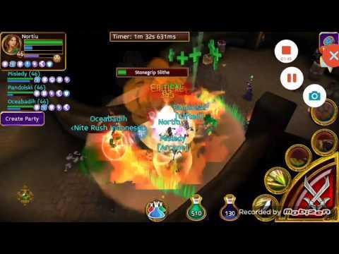 Arcane Legends - Kraken Mines 3