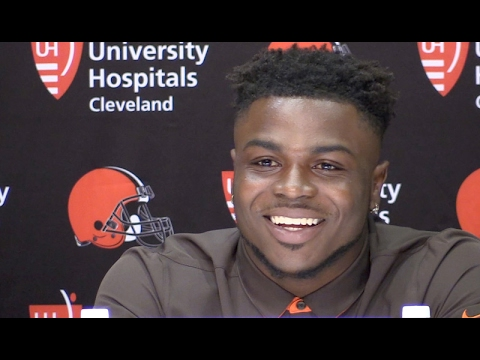 Meet Browns' first-round pick Jabrill Peppers