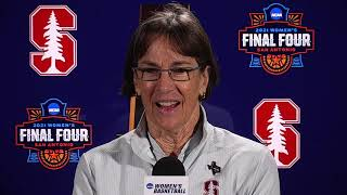 Stanford National Championship Postgame Press Conference - 2021 Women's NCAA Tournament