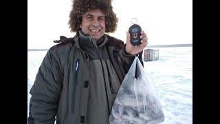 Рыбалка на белоярском водохранилище Лодочная 15 02 2020