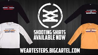 WearTesters Shooting Shirts | New Colorways Available Now