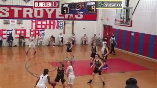 [Girl's Basketball] Dunellen vs. Spotswood