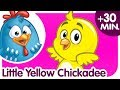 Little Yellow Chickadee Plus 30 Minutes Of Kids Songs Nursery Rhymes Collection mp3