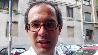 Umberto Ambrosoli ricorda Giorgio Ambrosoli
