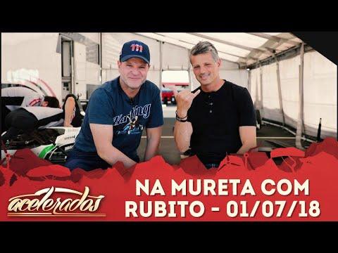 Na mureta com Rubito e Oswaldo Negri | Acelerados (01/07/18)