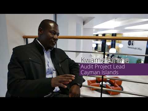 UK Overseas Territories Project - NAO Financial Audit Manual Training