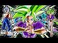 NEW KEFLA SAGA SWIMSUIT COSTUME - Dragon Ball Xenoverse 2 Kishinpain Purple Swimsuit Kefla Gameplay