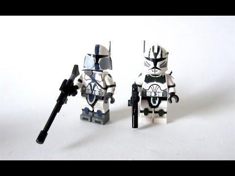 Custom LEGO:  Star Wars