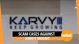 ICICI files ₹563 crore cheating case against Karvy; KSBL promoter arrested in alleged loan scam