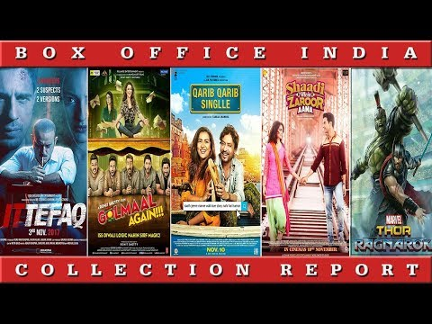 Box Office Collection Of Golmaal Again, Qarib Qarib Singlle, Shaadi Mein Zaroor Aana, Ittefaq