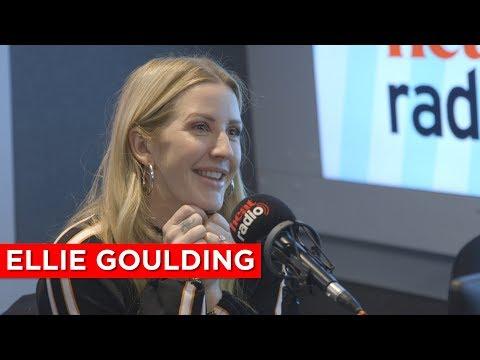 Ellie Goulding talks New Music & Wedding Planning! Queen of Multi-tasking?!