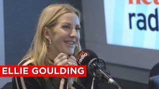 Ellie Goulding talks New Music & Wedding Planning! Queen of Multi-tasking?!