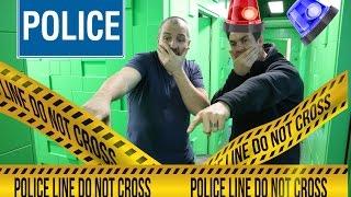 LITTLE CLUB PRANK WARS - DMAX vs SHARKLINGS -  👮 STOLEN CAR CALL THE POLICE 👮- VLOG