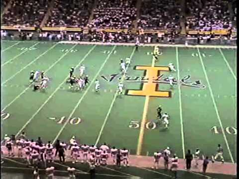 University of Idaho vs. Boise State University (Football), 11/22/1997