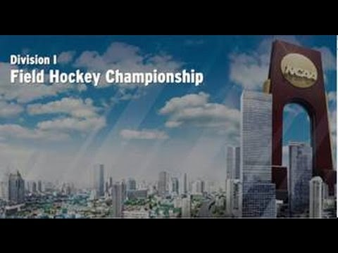 NCAA Championship Site Selections - Division I Field Hockey
