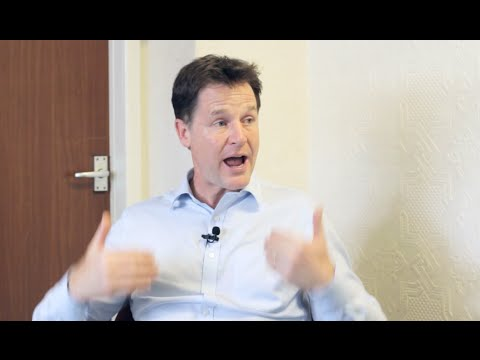 Nick Clegg on Nigel Farage, tuition fees, and making cups of tea for David Cameron