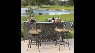 Facts About Outdoor Bar Stools And Tips For Buying