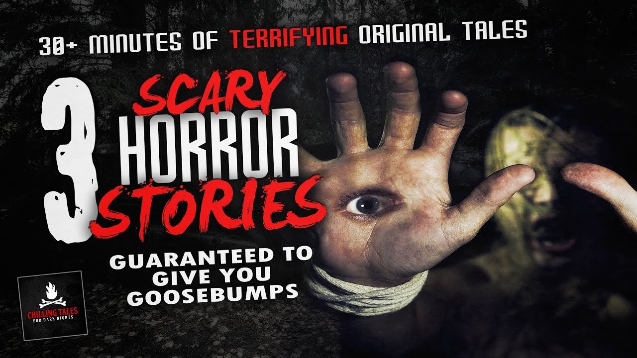 3 Scary Stories Guaranteed to Give You the Creeps 💀