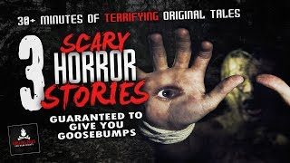 """3 Scary Stories Guaranteed to Give You the Creeps 💀 """"I Used to Drive Taxi"""" & Other Tales"""