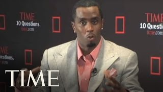 TIME Interviews Sean Combs