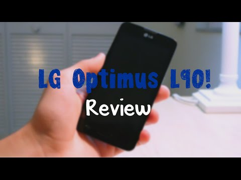 LG Optimus L90 Review! (T-Mobile)