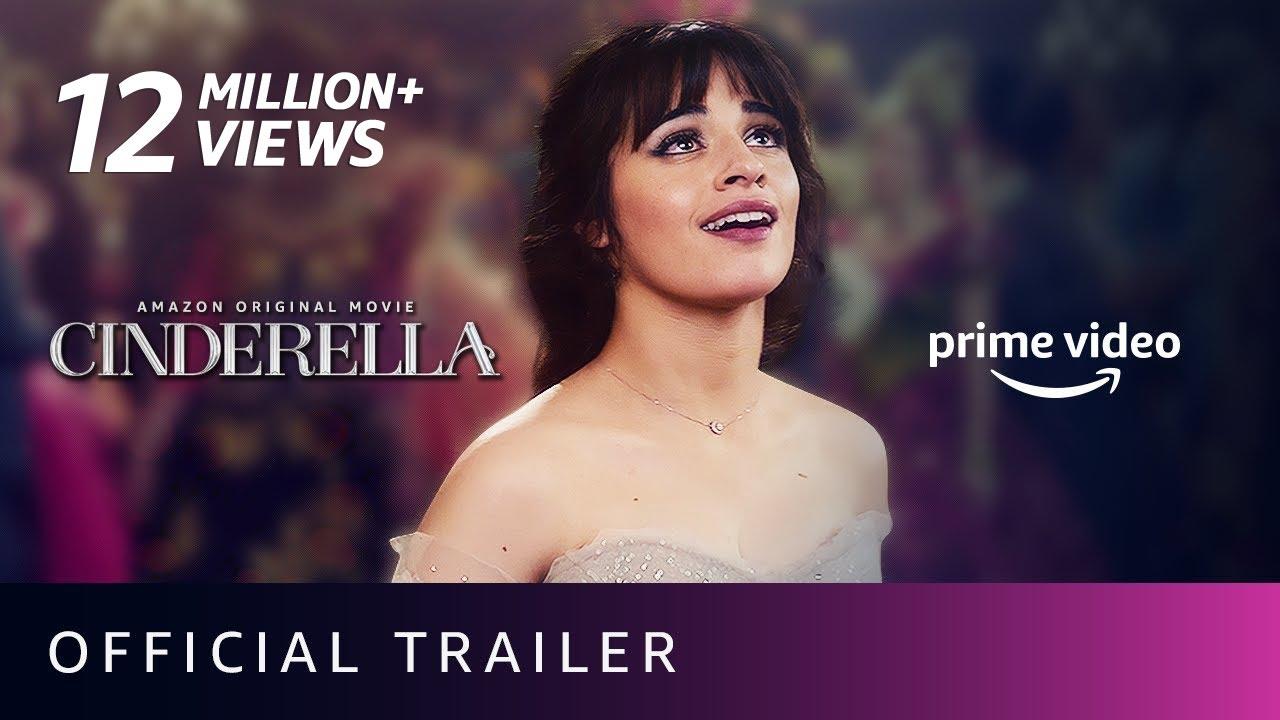 Cinderella - Official Trailer | Amazon Original Movie | Sept 3