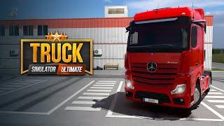 Truck Simulator : Ultimate | Gameplay screenshot 1
