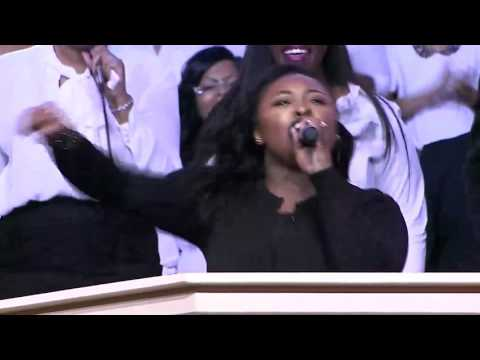 Jekalyn Carr Bringing That Holy Ghost Fire To Perfecting Church Holy Convocation 2017!