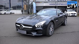 2015 Mercedes AMG GT S (510hp) - CHECK & SOUND (1080p)