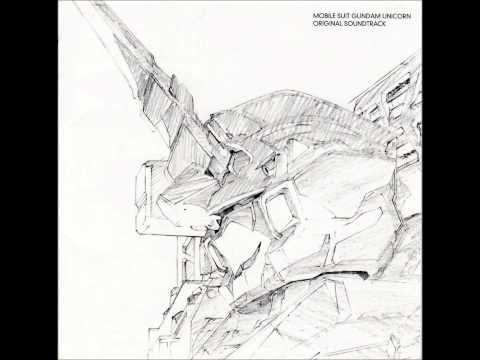 Gundam Unicorn: A Letter/Audrey mashup