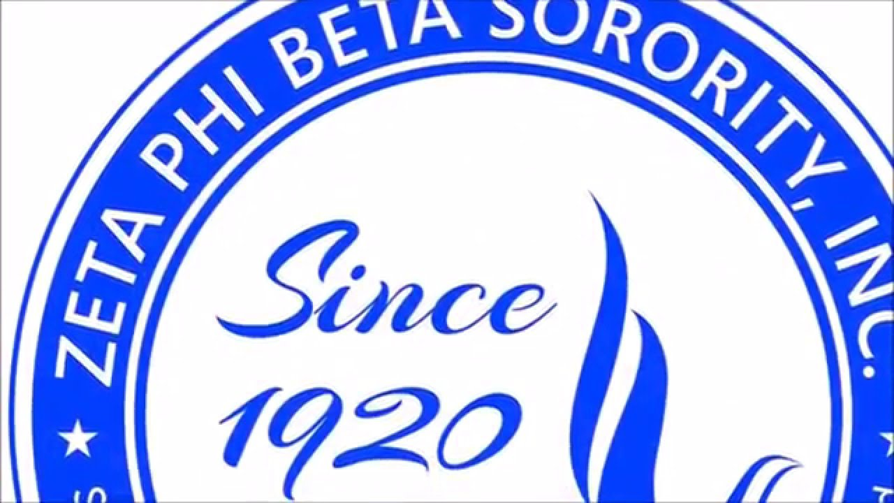 zeta phi beta sorority inc epsilon rho zeta finer womanhood high rh youtube com