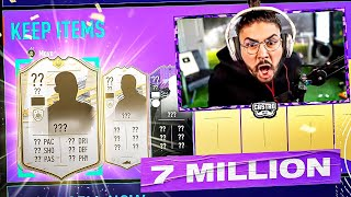 OMG I PACKED A MOMENTS ICON!! BACK TO BACK ICONS!! FIFA 21