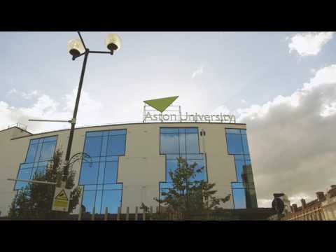 Aston University - Campus Tour 2016