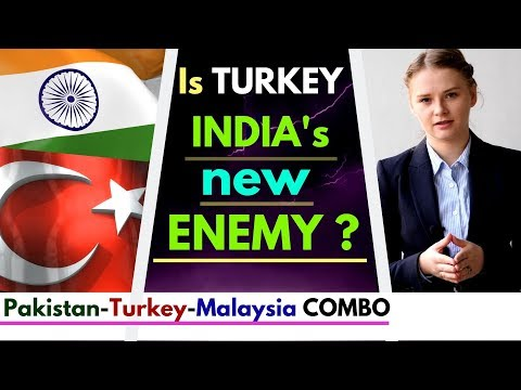 India – Turkey: Tensions Are Rising | India In Trouble? | Karolina Goswami