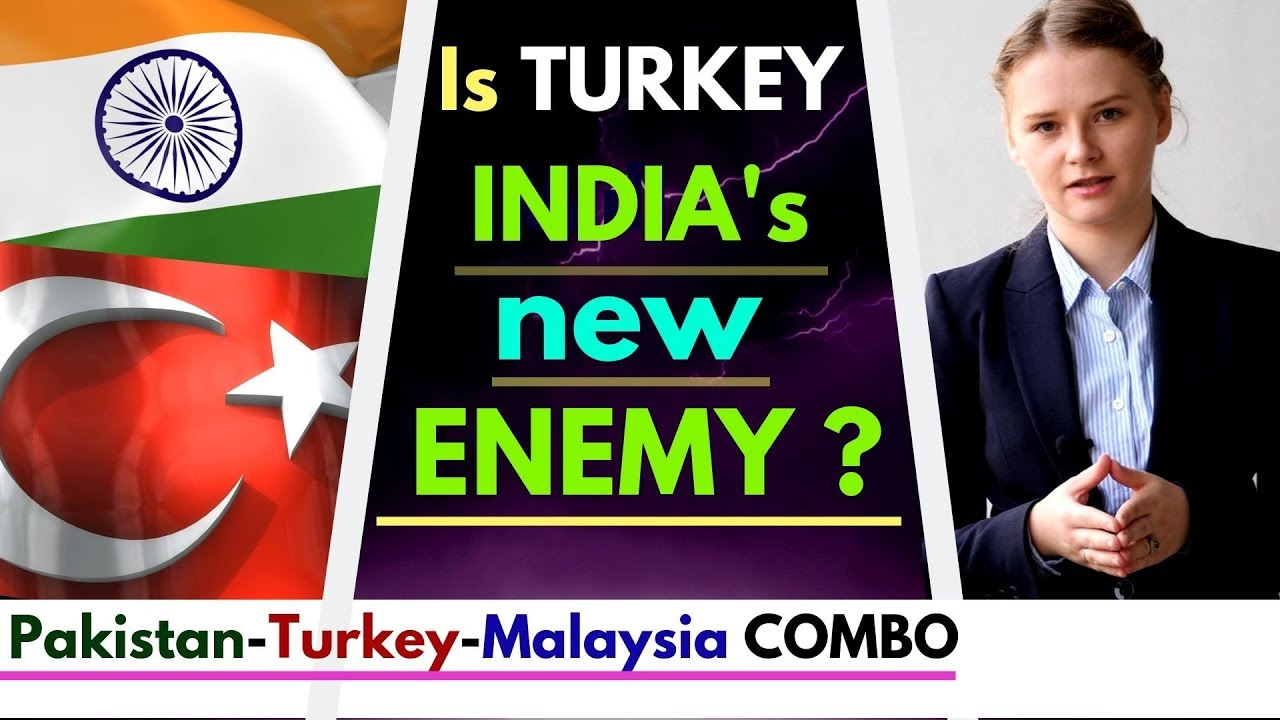 Download India – Turkey: Tensions are Rising | India in trouble? | Karolina Goswami